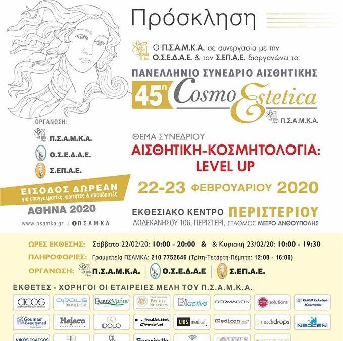 Πανελλήνιο Συνέδριο Αισθητικής